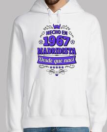 fabriqué en 1967 Madridista depuis ma n