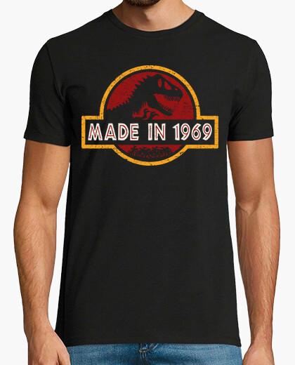 Tee-shirt fabriqué en 1969