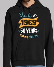 fabriqué en 1969 50 ans d39histoire
