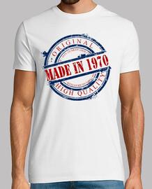 fabriqué en 1970