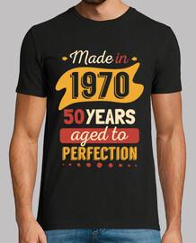 fabriqué en 1970 50 ans à la perfection
