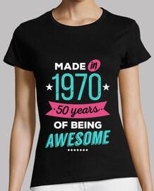 fabriqué en 1970 50 ans d39exception