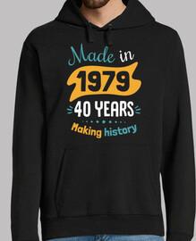 fabriqué en 1979 40 ans d39histoire