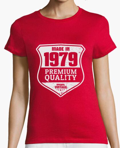 Tee-shirt fabriqué en 1979 qualité premium