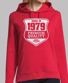 fabriqué en 1979 qualité premium