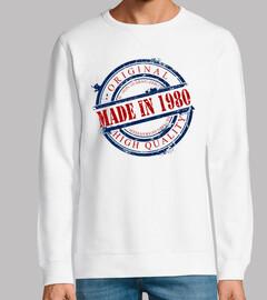 fabriqué en 1980