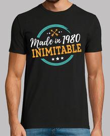 fabriqué en 1980 inimitable