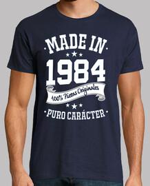 fabriqué en 1984