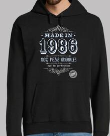fabriqué en 1986