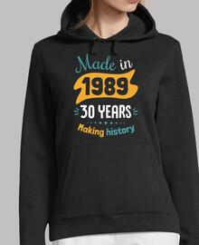 fabriqué en 1989 30 ans d39histoire