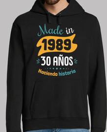 fabriqué en 1989 30 ans histoire