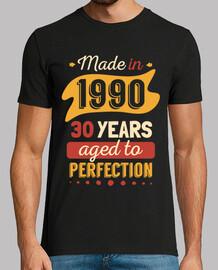 fabriqué en 1990 30 ans à la perfection