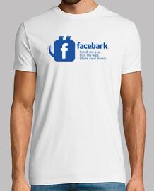 Facebark (Hombre)