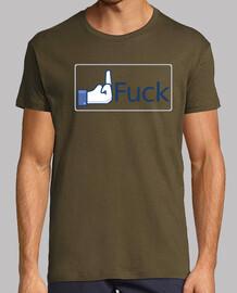 Facebook fuck button