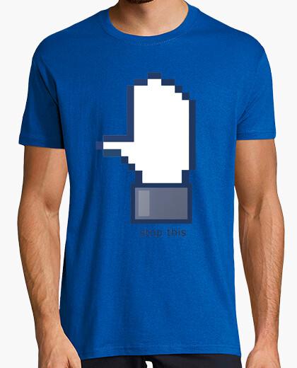 Camiseta Facebook humor internet TV Fiesta Despedida