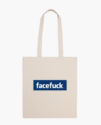 Facefuck setaloca bag