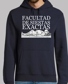 FACULTAD DE SIESTAS BN