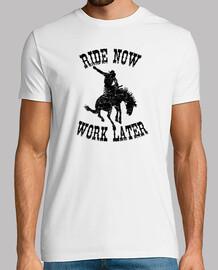 fahr jetzt arbeit später