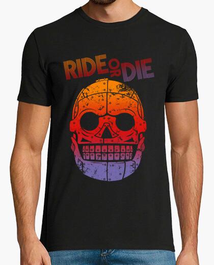 T-Shirt fahr oder stirb!