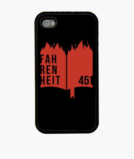 Funda iPhone Fahrenheit 451
