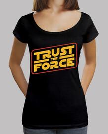 faire confiance à la force (logo)