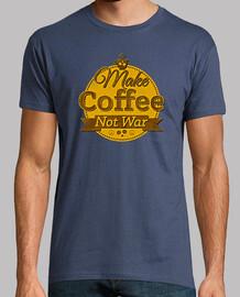 faire du coffee not la guerre