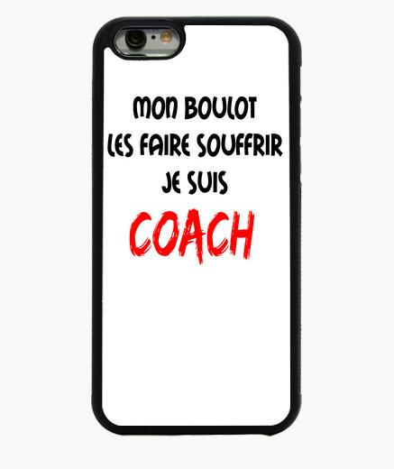 Coque Iphone 6 / 6S faire les coach souffrir