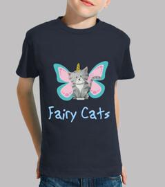 Fairy Cats niñ@s