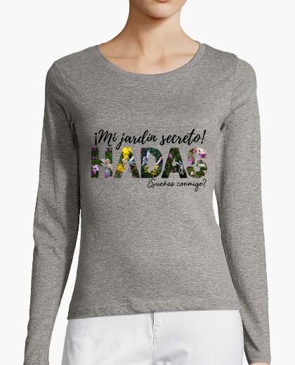 Fairy secret garden t-shirt