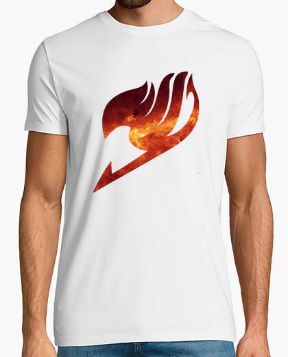 Camiseta Fairy Tail: Logo Fuego