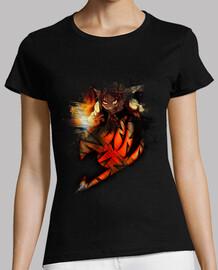 Fairy Tail Natsu Dragneel para mujer