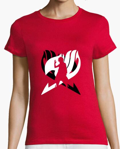 Camiseta Fairy Tail para mujer