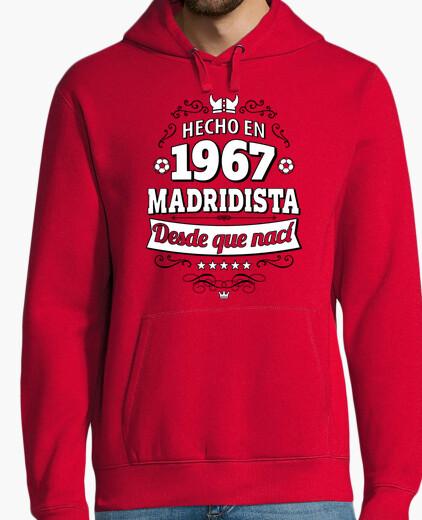Sweat fait en 1967 madridista depuis que je s