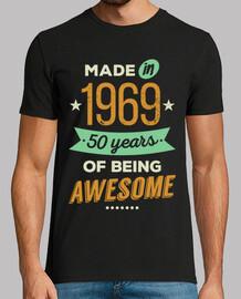 fait en 1969 50 ans d39être génial