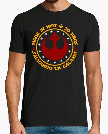 Tee-shirt fait en 1997 20 ans sauver la galaxie