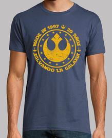 fait en 1997 20 ans sauver la galaxie