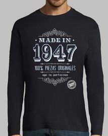faite en 1947