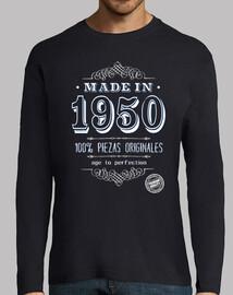faite en 1950