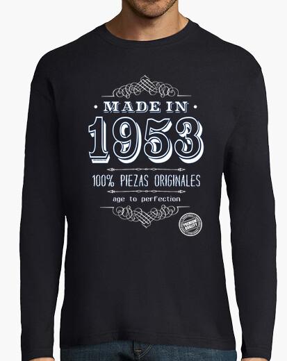 Tee-shirt faite en 1953