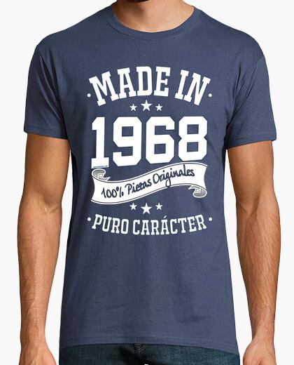 Tee-shirt faite en 1968