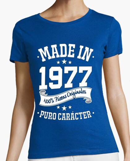 Tee-shirt faite en 1977