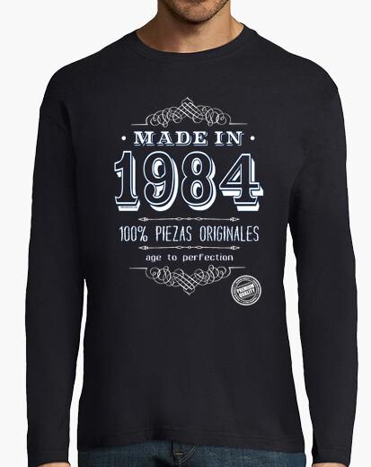 Tee-shirt faite en 1984