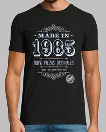 faite en 1985