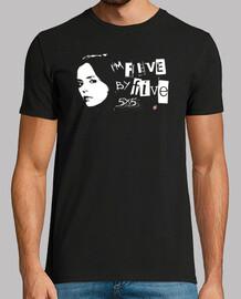Faith de Buffy: 5x5 (camisetas chico y chica)