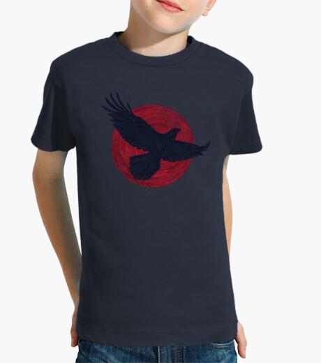 Abbigliamento bambino falco e il rosso moon