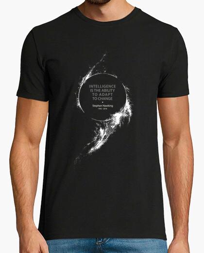 T-shirt Falco pellegrino - cosmologia - scienza
