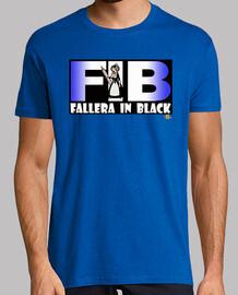 Faller in black