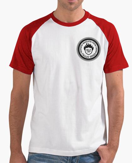Camiseta Falles al cor - escudo pecho