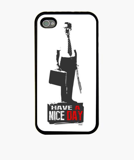 Funda iPhone Falling Down - Michael Douglas - Un día de furia