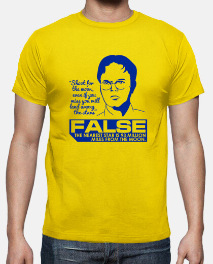 False Schrute